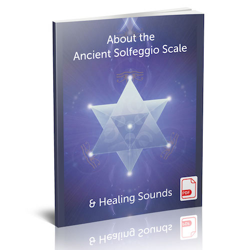 About The Solfeggio Scale